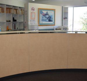 Newport Medical Centre Reception